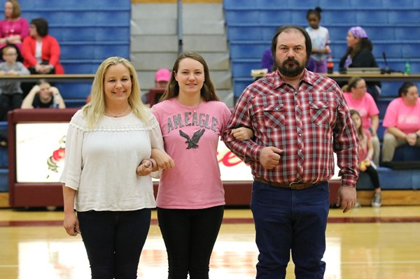 2019 MCHS Winter Sports Senior Night