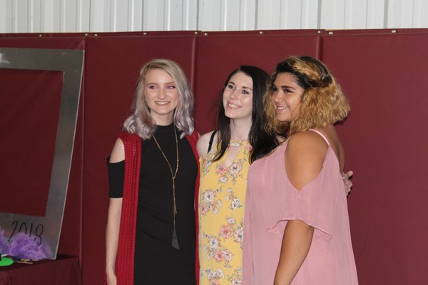 2018 Graduation, Baccalaureate, and Senior Breakfast