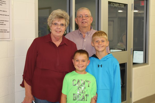 MCES Grandparents' Night 2017