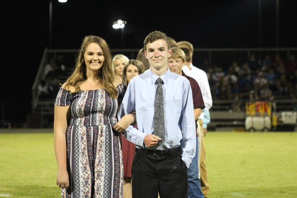 2018 MCHS Football Homecoming