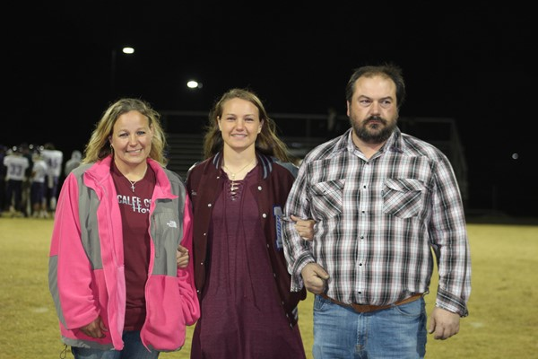 2018 MCHS Fall Sports Senior Night