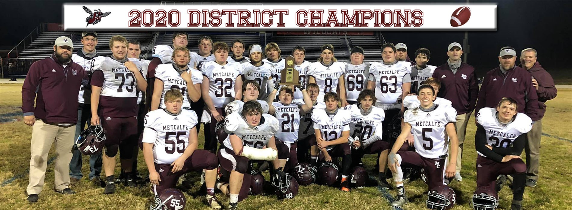 Football District Champs