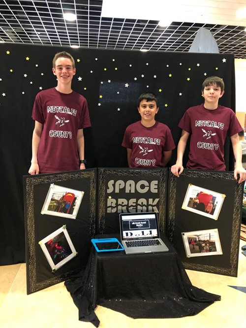 Space Escape STLP