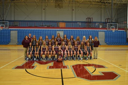 2016-2017  Lady Hornets