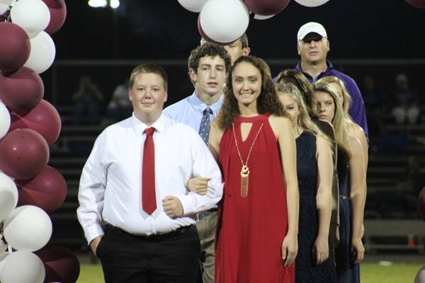 2017 MCHS Football Homecoming