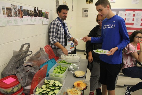 2018 MCMS Nutrition Day