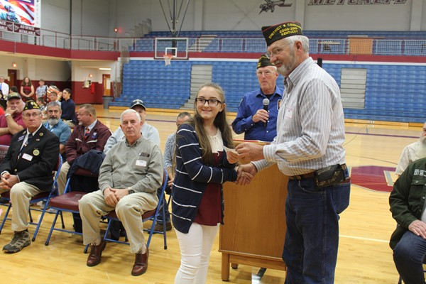Veterans Day Programs 2018