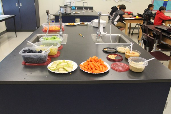 MCMS Nutrition Day 2017