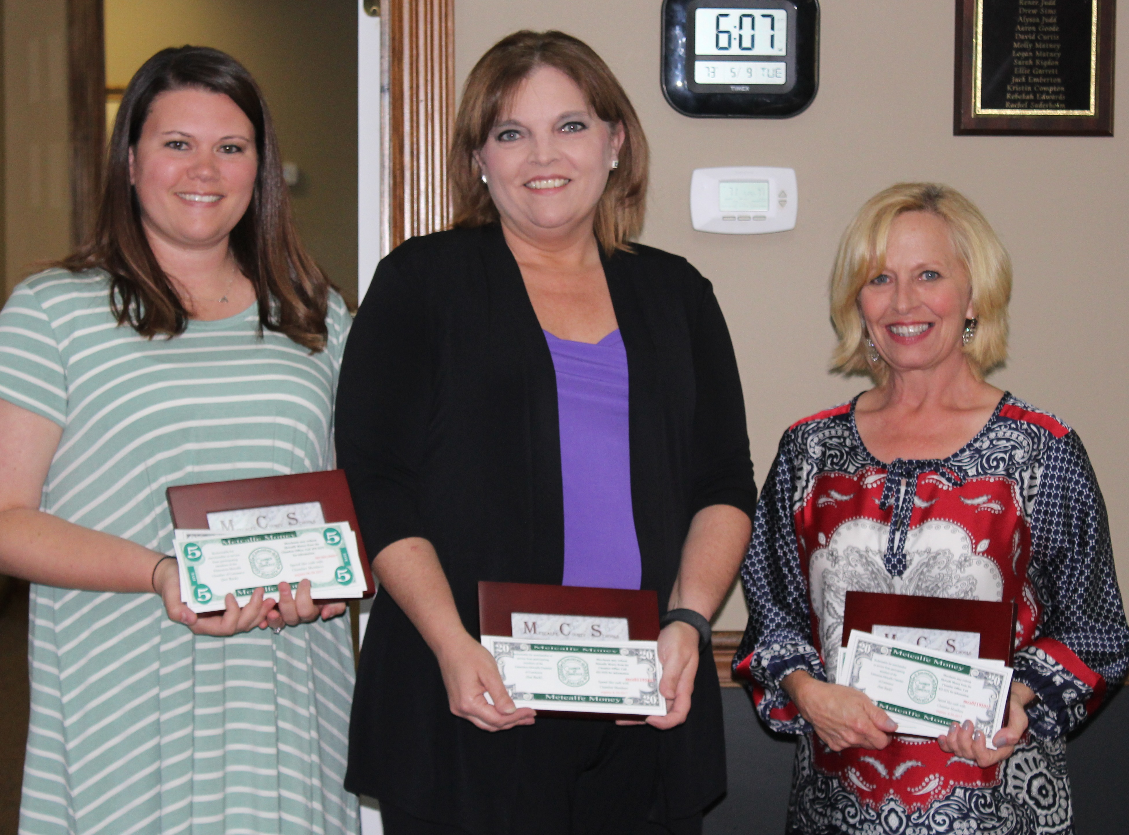 Excellence in Teaching Award Winners